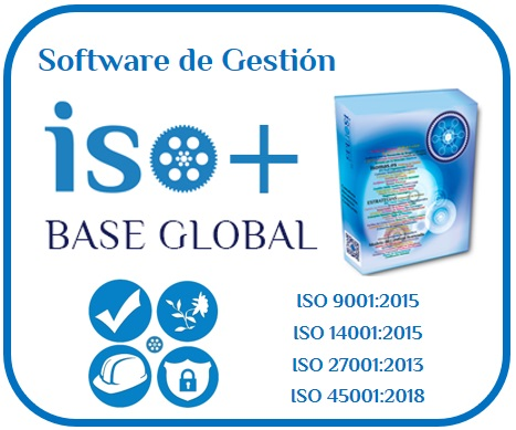Software de Gestión de Integral Global, Calidad, Ambiental, SST y SI