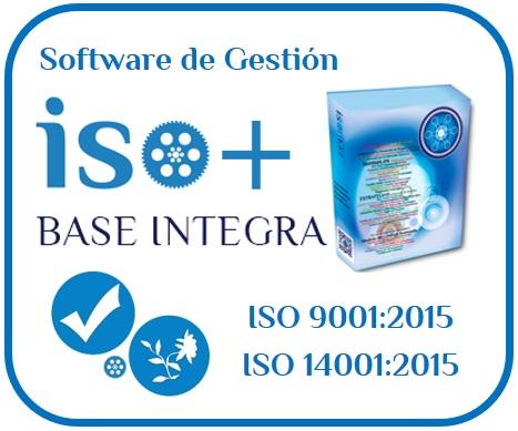 Software de Gestión de Integral de Calidad ISO 9001 y Ambiental ISO 14001 2015