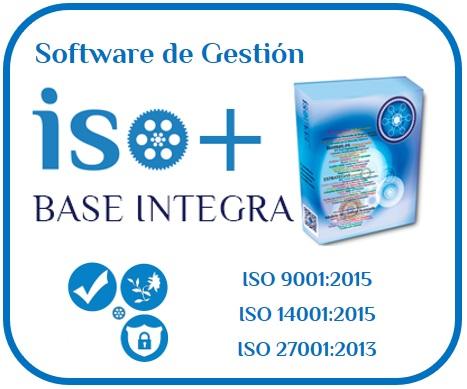Software de Gestión de Integral de Calidad ISO 9001, Ambiental y SI