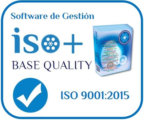 Software gestión de Calidad ISO 9001 2015