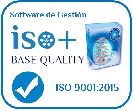 software gestion calidad iso 9001