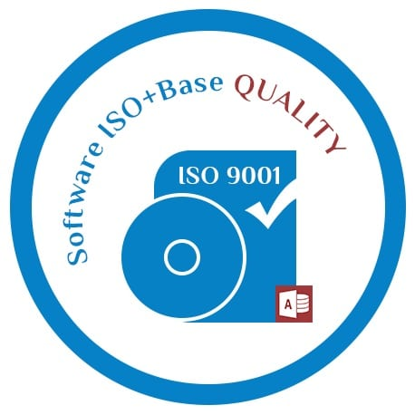 software gestion calidad iso 9001 access